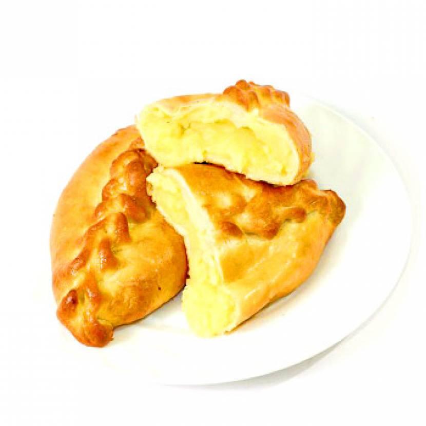 Пирожки из картошки на сковороде рецепт пошаговый
